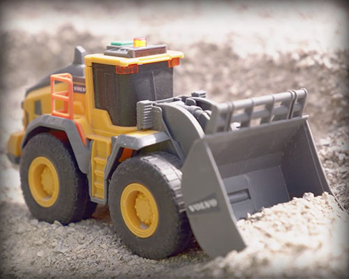 Volvo Construction Jouets Dickie Toys
